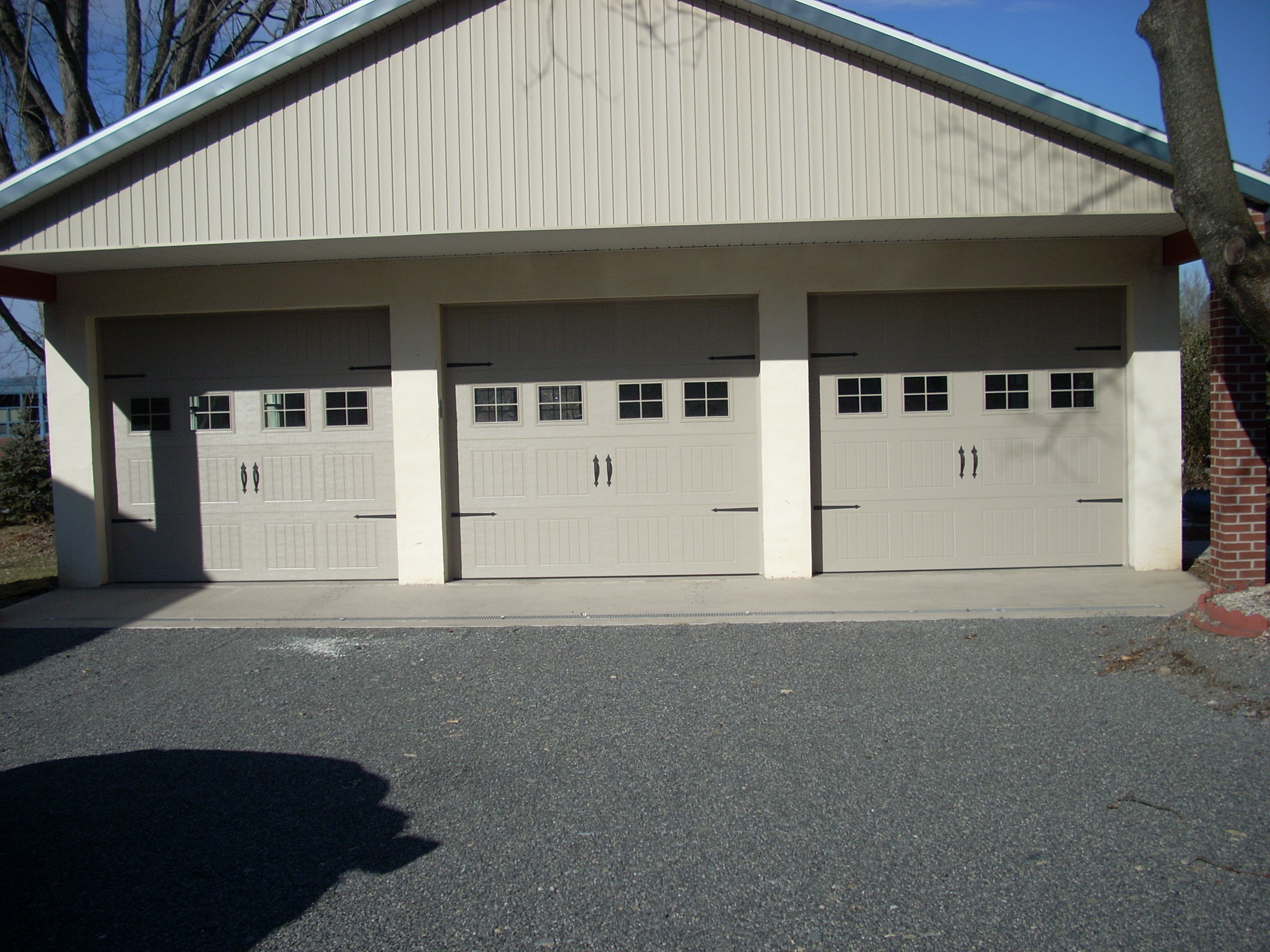 2112 #375E94 View Installation Projects & More In Gallery Glicks Of Central PA picture/photo Wayne Dalton Fiberglass Garage Doors 36492816